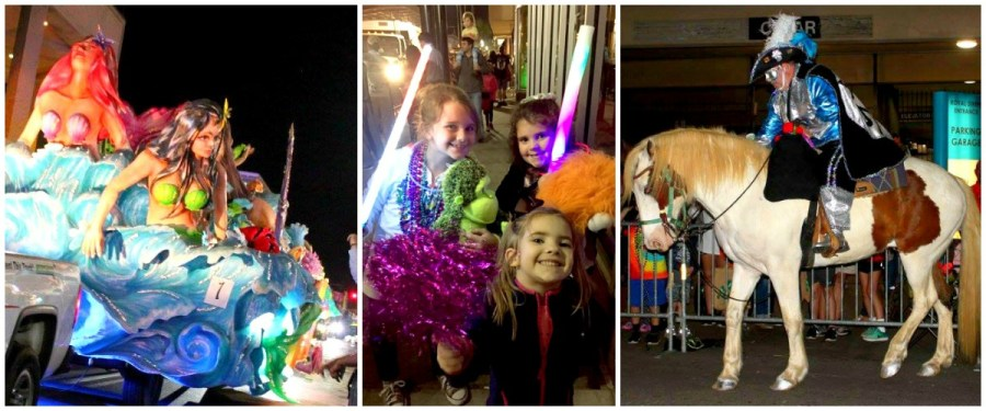 things to do in Mobile: see Daughters of Neptune Mardi Gras parade in Mobile, AL