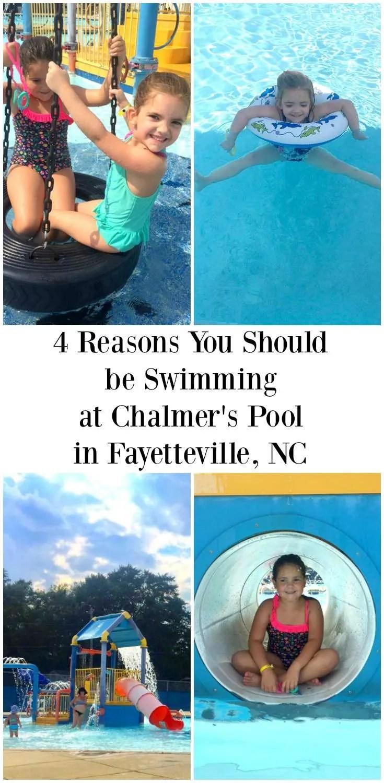 where to swim near Fort Bragg or Fayetteville North Carolina