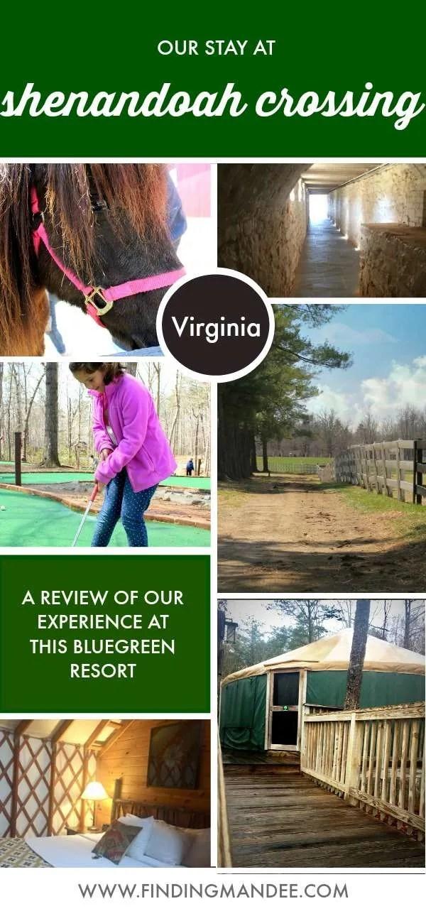 Shenandoah Crossing in Gordonsville, Virginia