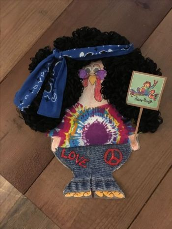 Turkey Disguise: Hippie