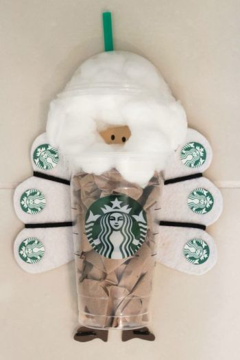 Turkey Disguise: Starbucks Coffee