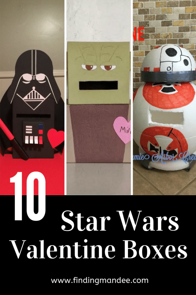 10 Star Wars Valentine Box Ideas