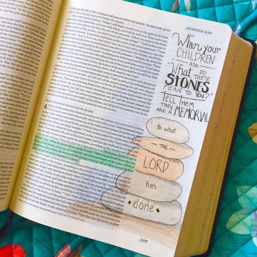 A Peek Inside My Art Journaling Bible