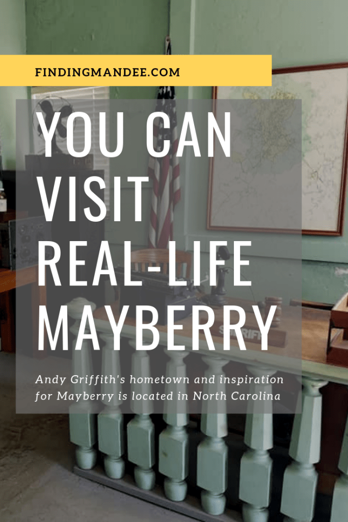 You can visit the real-life Mayberry in North Carolina! | Finding Mandee