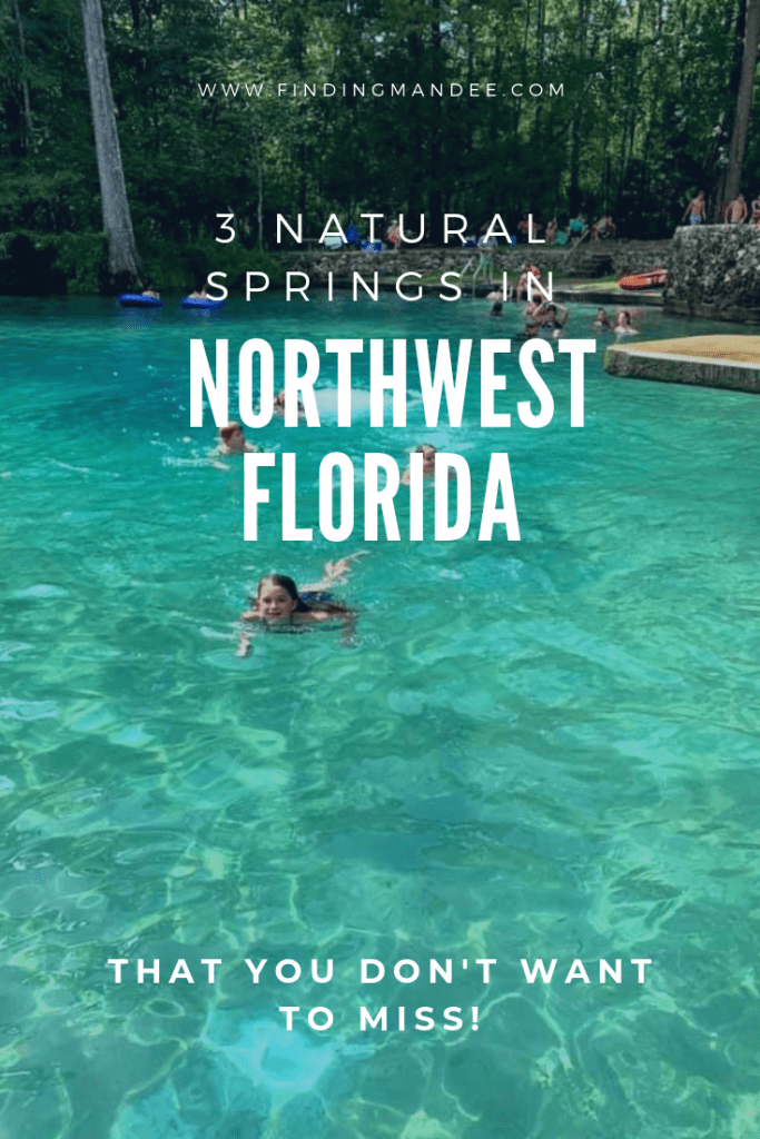 3 Natural Springs in Northwest Florida That You Don't Want to Miss | Finding Mandee