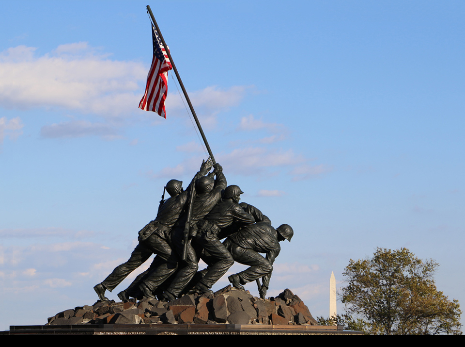 United States Marine Corps War Memorial