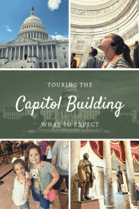 Touring the United State Capitol Building: What to Expect | Finding Mandee