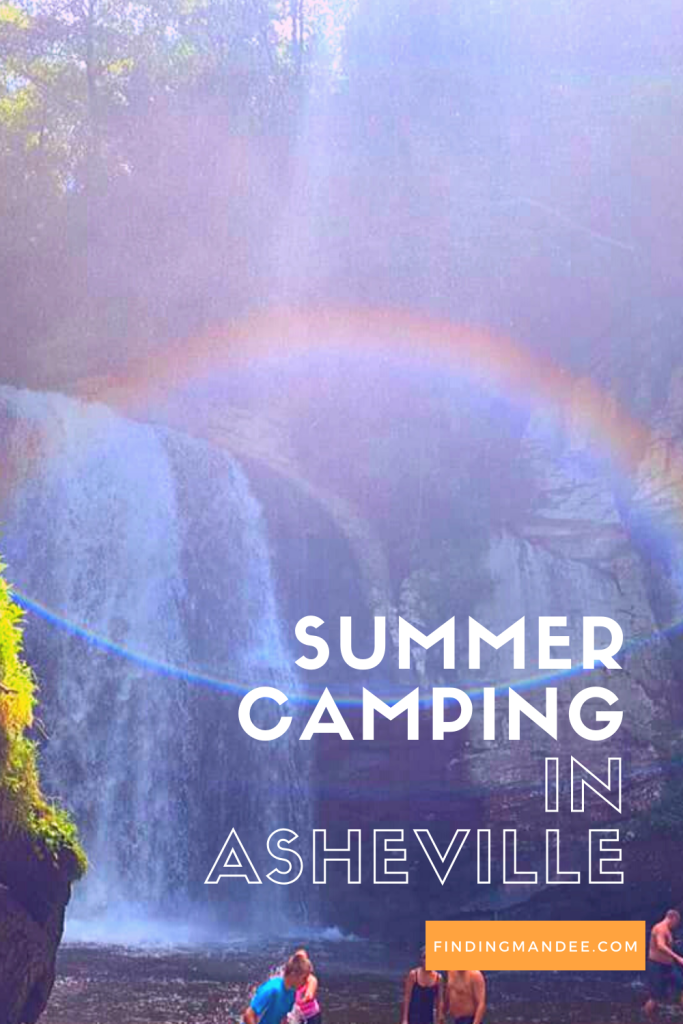 Summer Camping in Asheville, NC | Finding Mandee