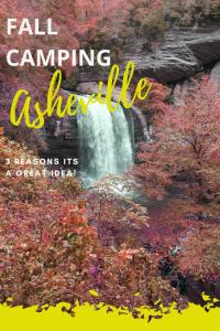 Fall Camping in Asheville, North Carolina   Finding Mandee