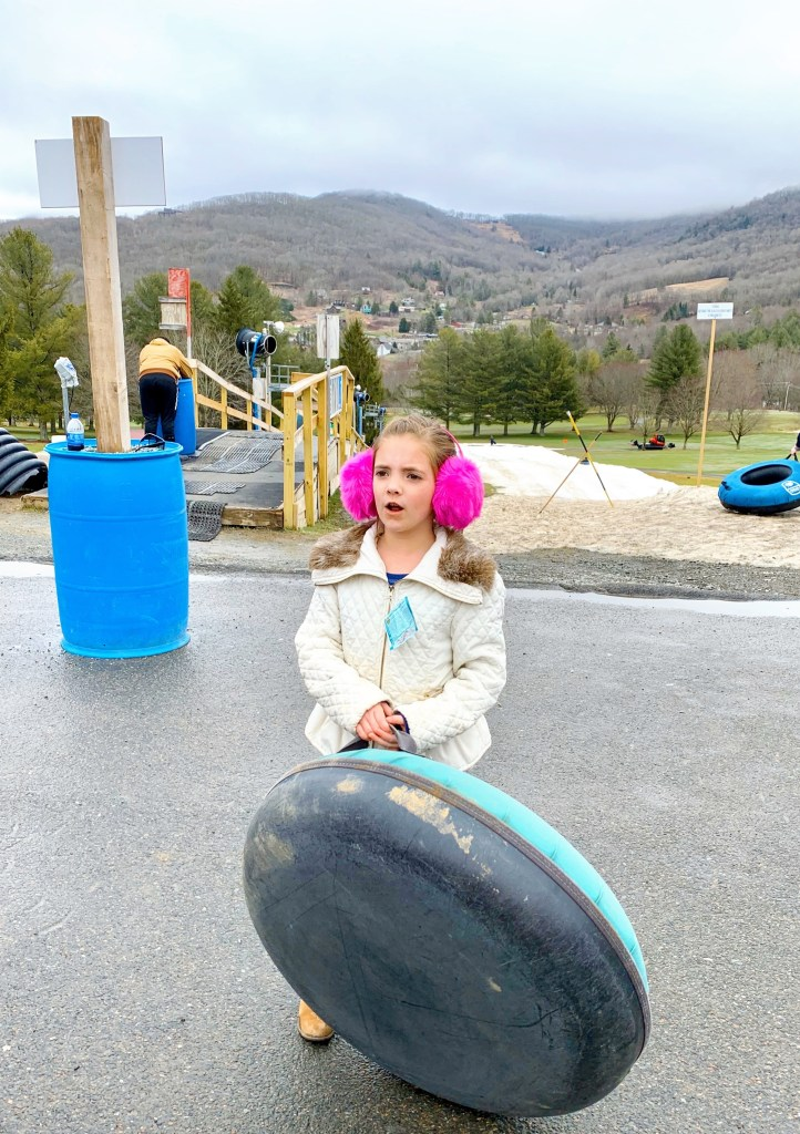 Things to do at Sugar Mountain, North Carolina: Go snow tubing!