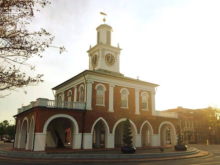 Big list of things to do in Fayetteville, NC.