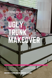 From Drab to Fab: The Ugly Trunk Makeover | Finding Mandee