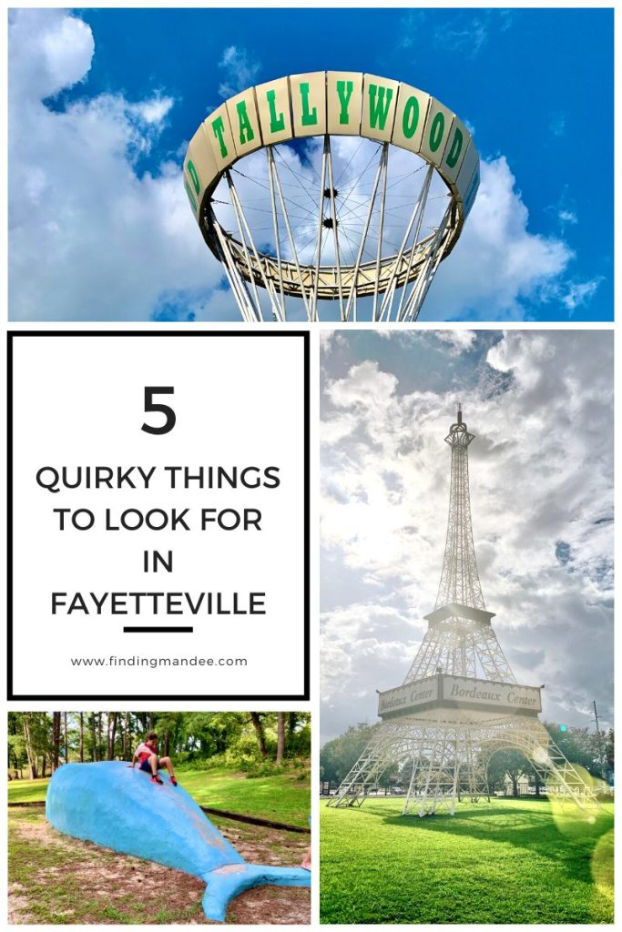 5 Quirky Things to Look for in Fayetteville, NC | Finding Mandee