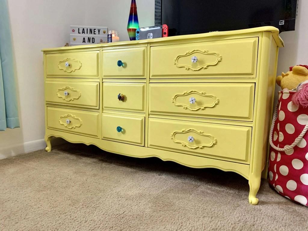 Grungy Dresser