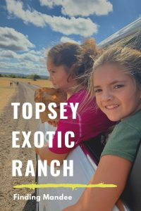 Topsey Exotic Ranch in Topsey, Texas | Finding Mandee