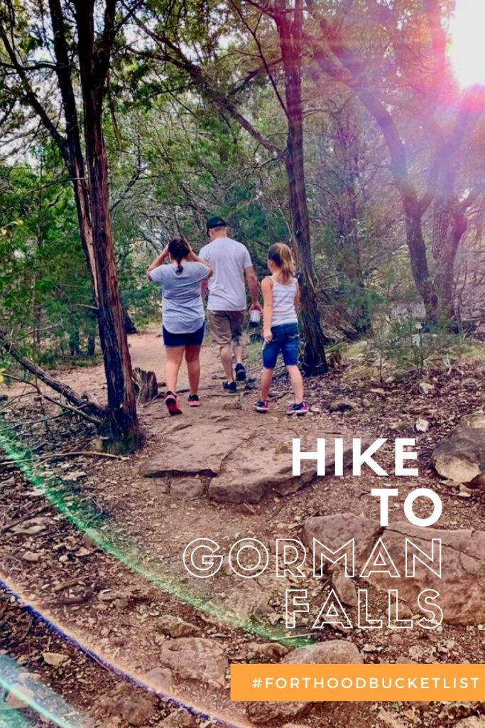 Hike to Gorman Falls in Colorado Bend State Park | Finding Mandee