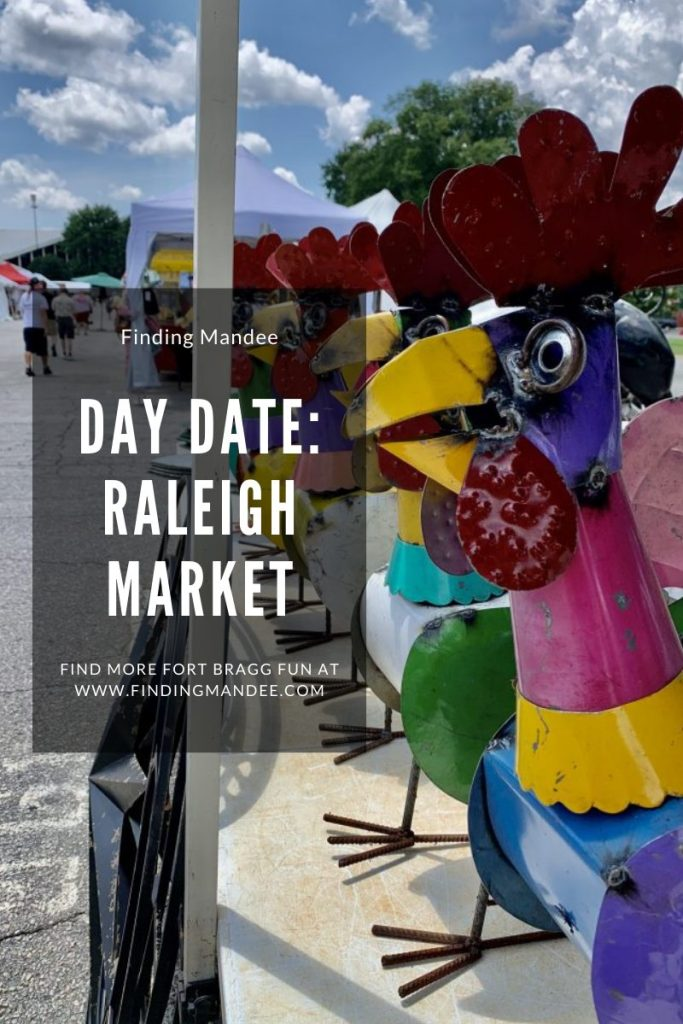 Day Date Idea: The Raleigh Market | Finding Mandee