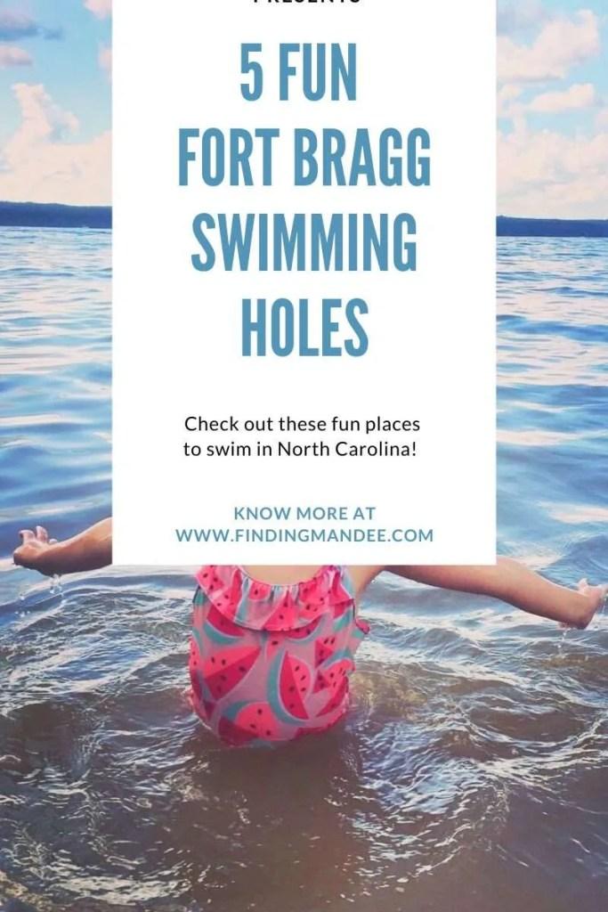 5 Fun Fort Bragg Swimming Holes | Finding Mandee