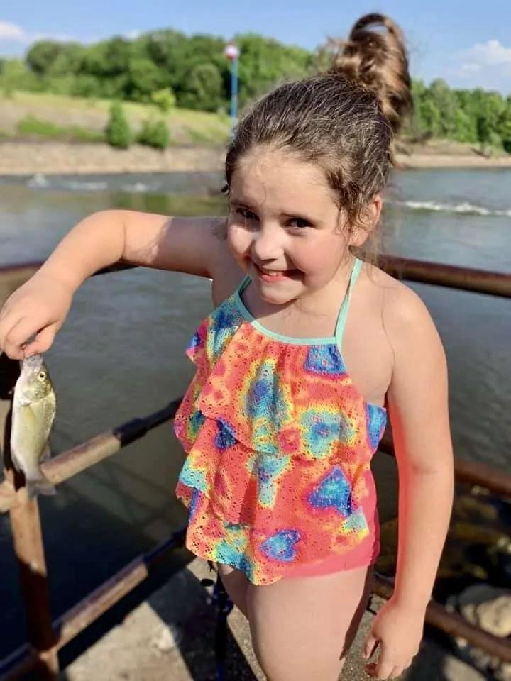 Fort Bragg fishing : Jordan Lake