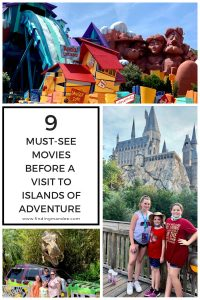 9 Must-See Movies Before a Visit to Islands of Adventure | Finding Mandee