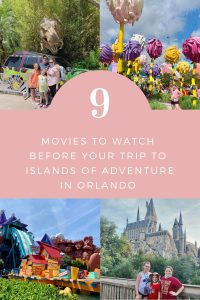 9 Movies to Watch Before Your Trip to Islands of Adventure in Orlando, FL   Finding Mandee