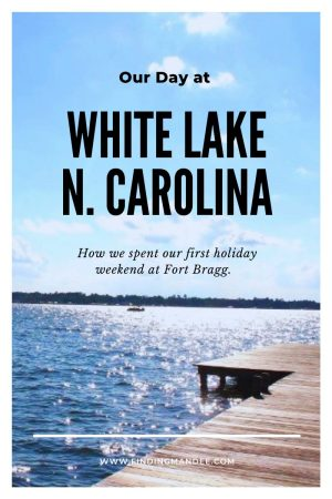 Our Day at White Lake, NC | Finding Mandee