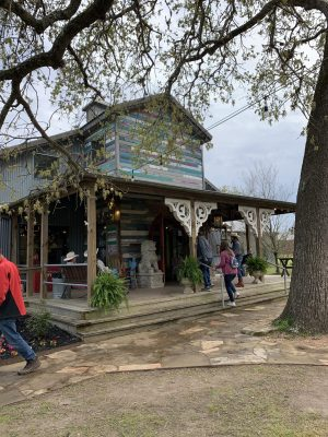 The Junk Gypsy store in Round Top, Texas.
