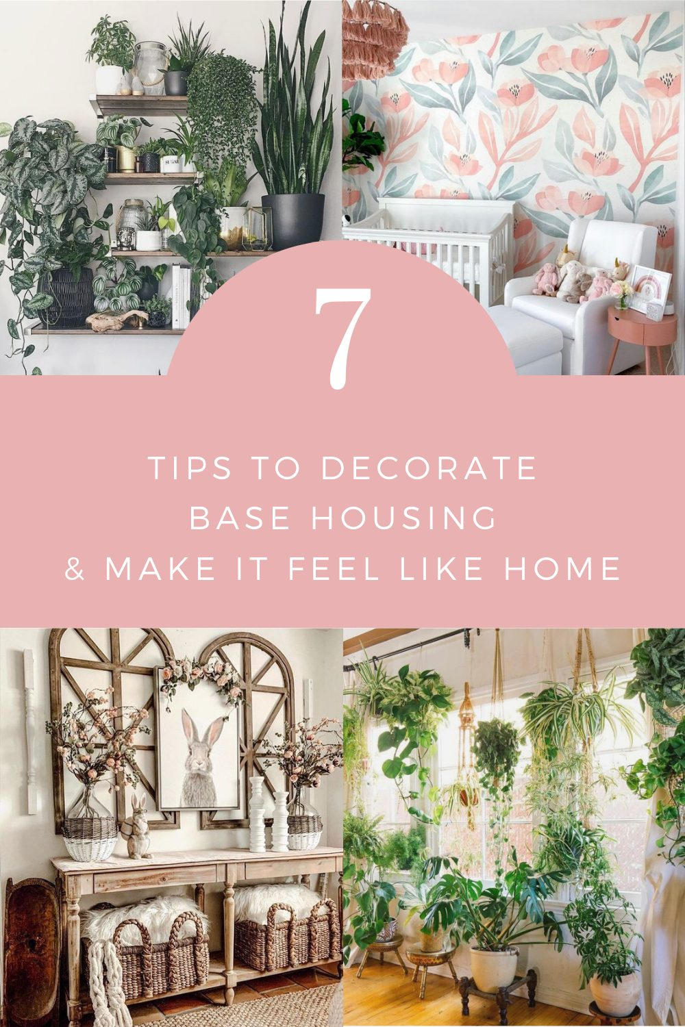 7 Tips to Decorate Military Base Housing and Make it Feel Like Home   Finding Mandee
