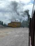 Cumbres Pass stop