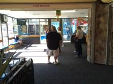 Lower terminal lobby