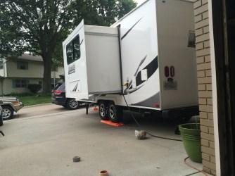 Driveway squatting in Omaha