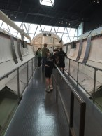 Space Shuttle Trainer interior