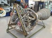 Atlas rocket engine