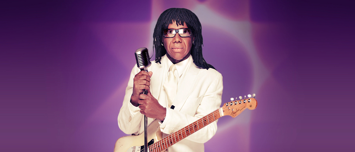 Nile Rodgers Banner