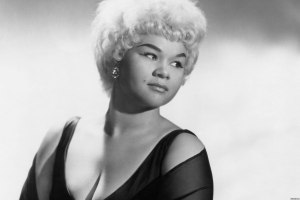 UNSPECIFIED - JANUARY 01: Photo of Etta JAMES; Posed studio portrait of Etta James (Photo by Gilles Petard/Redferns)