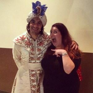 With Aladdin