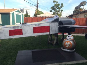 Star Wars Yard