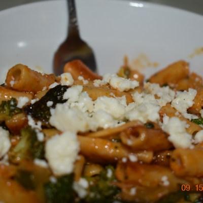 Pasta Romesco