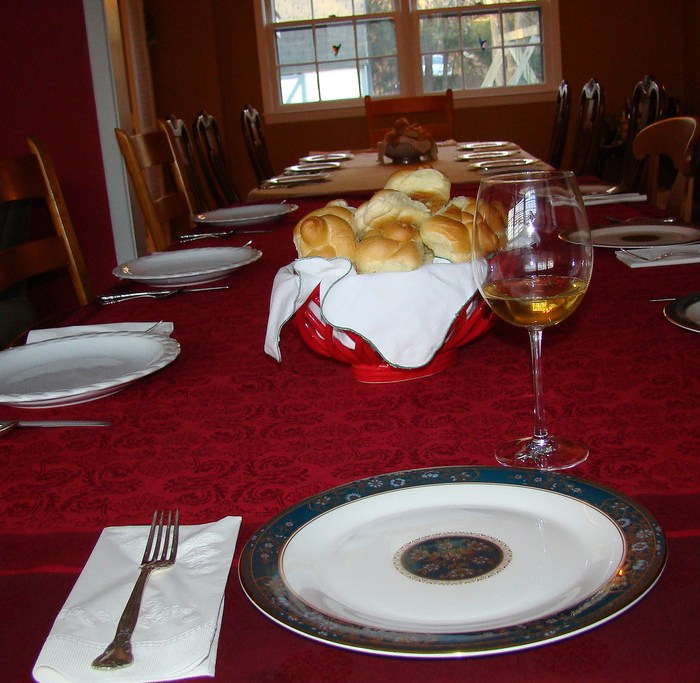 Thanksgiving Afterthoughts