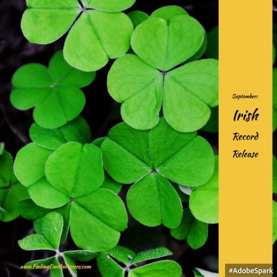 September: New Irish Records