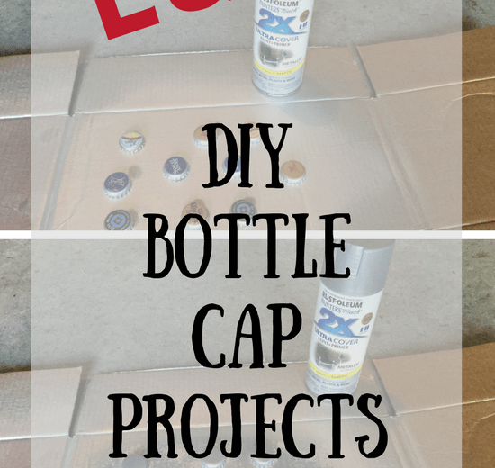 Small Projects Using Bottle Caps