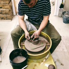 Pottery Class And Valentine's Date Ideas