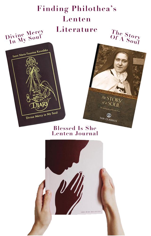 Finding Philothea Lent