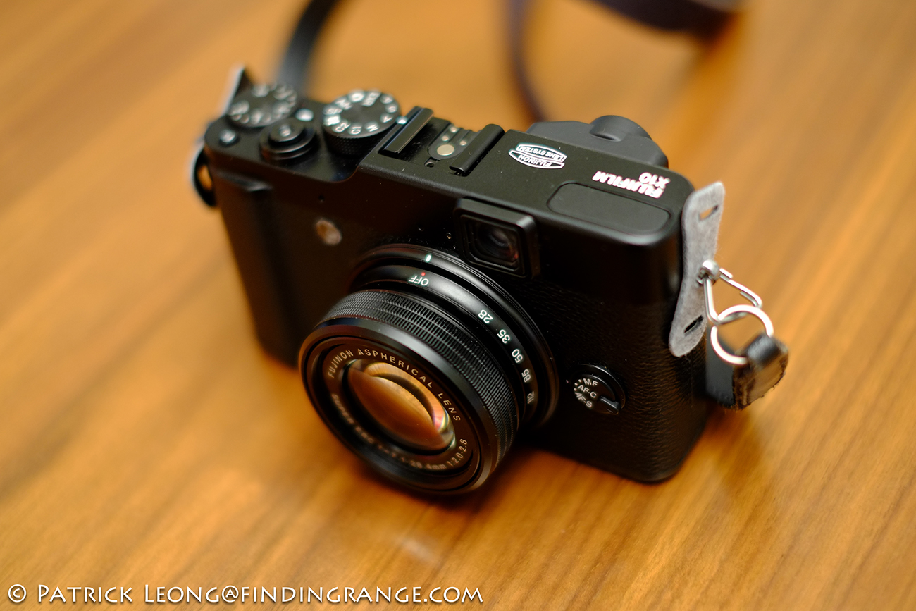 Fuji X10 Review Fujifilm S High End Compact Camera