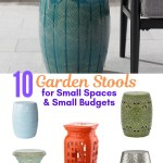 10 Versatile Garden Stools For Outdoor Living Spaces Finding Sea Turtles