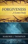 Forgiveness - a lenten study