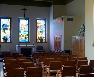 Techny Towers St. Arnold Janssen Chapel