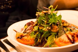 Insalata Di Pollo (Chicken Salad/치킨 샐러드) - 12,000 won
