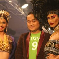 Episode 054 FindingTheVoices  Robert Naorem, Fashion Designer, stylist, Makeup artist sharing about Manipur Fashion Extravaganza 2013 (Part 2)