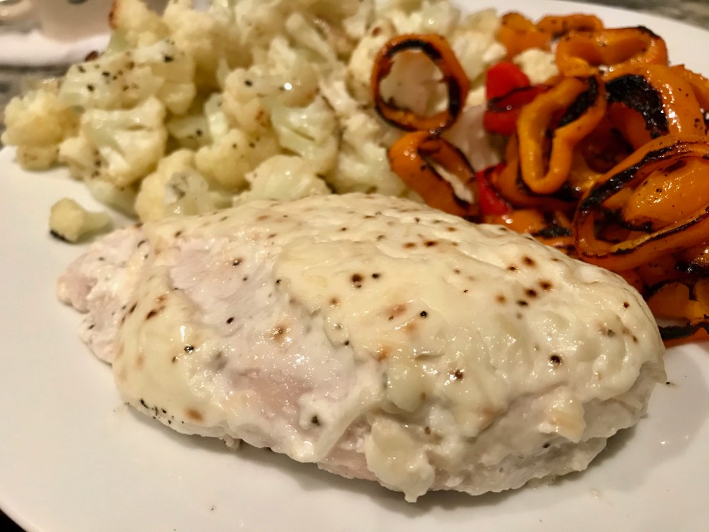 Easy Melt-In-Your-Mouth Chicken...a perfect weeknight dinner that makes chicken breasts moist and flavorful! | finding time for cooking blog
